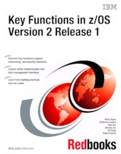 Key Functions in z/OS Version 2 Release 1