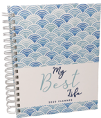 My Best Life 2020 Spiral Planner (Inkjet Color Hard Cover Wire O)