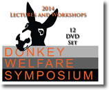 2014 Donkey Welfare Symposium (12 DVD Set)