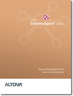 Altova SchemaAgent 2018 User & Reference Manual