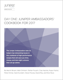 Day One: Juniper Ambassadors' Cookbook 2017
