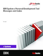 IBM System z Personal Development Tool Messages and Codes