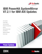 IBM PowerHA SystemMirror V7.2.1 for IBM AIX Updates