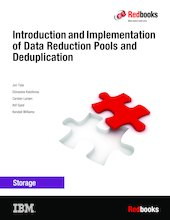 Introduction and Implementation of Data Reduction Pools and Deduplication